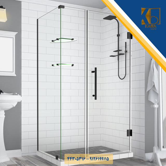 کابین-حمام-لولایی