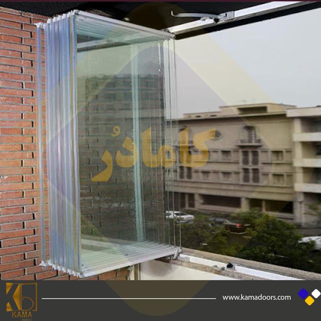 شیشه-بالکنی-تاشو