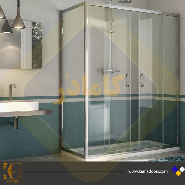 شیشه-حمام
