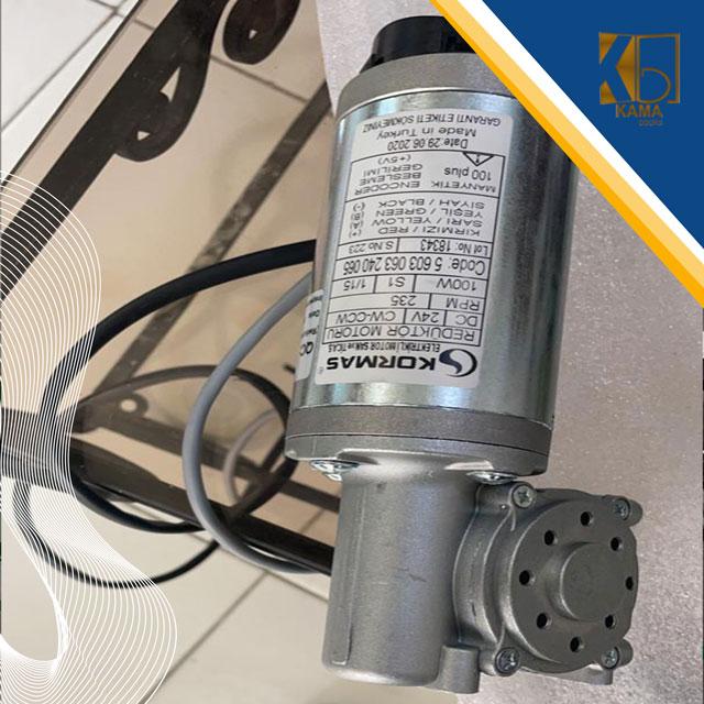 موتور-درب-اتوماتیک-شیشه-ای-کوماتس