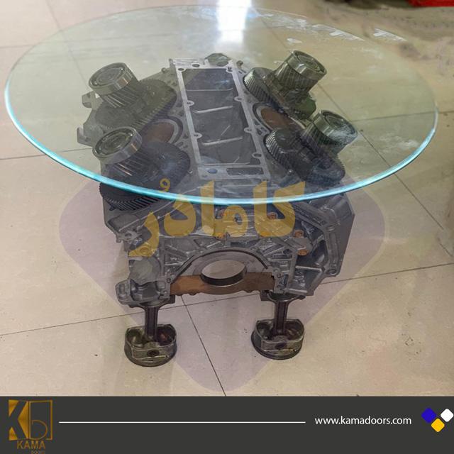 میز-شیشه-سکوریت