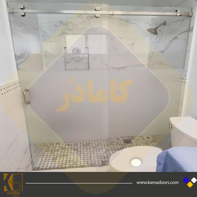 شیشه-حمام ریلی