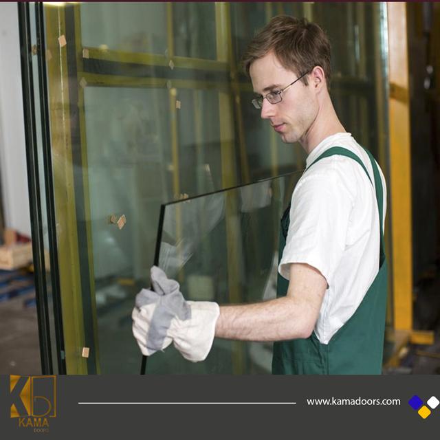 رگلاژ-شیشه-سکوریت